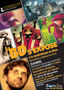 BD s'expose